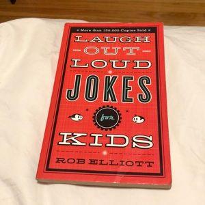 Children's joke book.